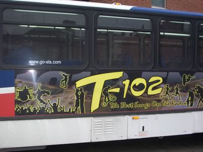 T-102 Advertising Example