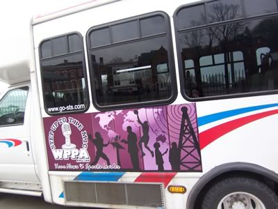 WPPA Advertising Example
